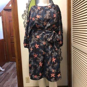 New eShatki Starfish and Coral Dress 28W
